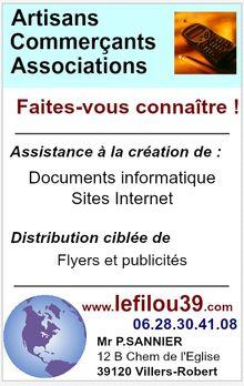 LeFilou39 : Distribution de Flyers et Street Marketing