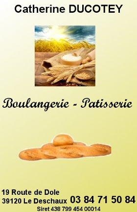 Boulangerie - Patisserie DUCOTEY (39120 Le Deschaux)
